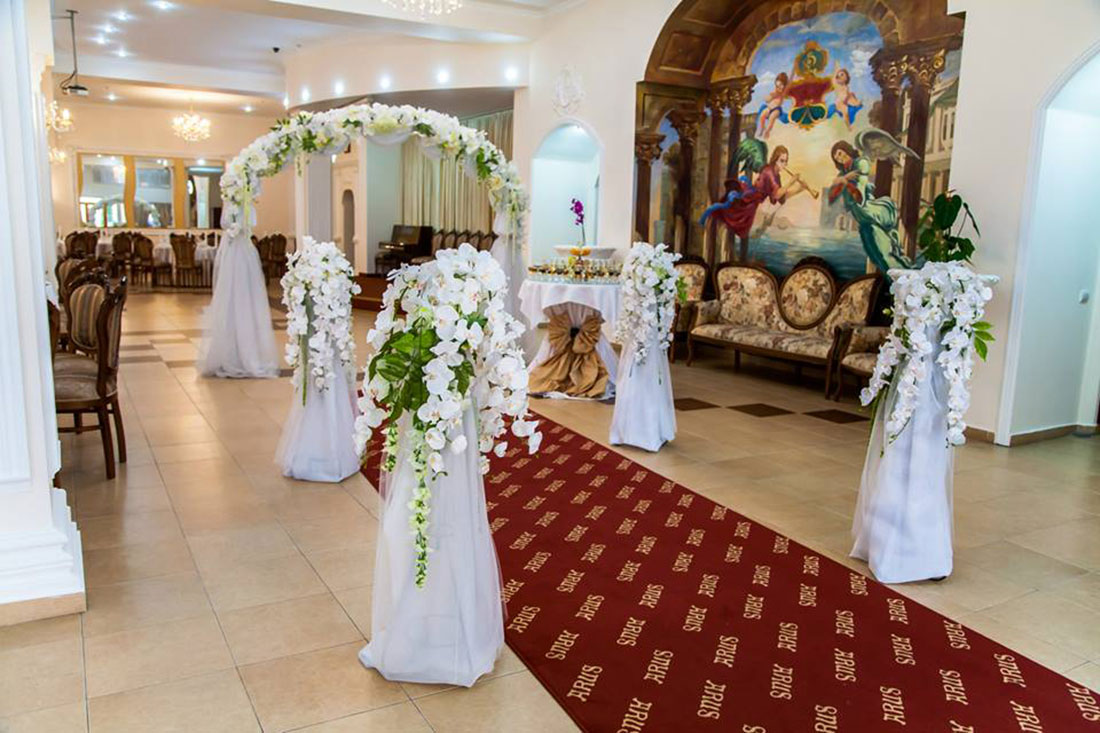 sali de nunti
