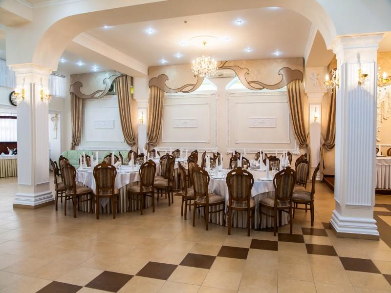Renovarea Restaurantului Arus în Chișinău