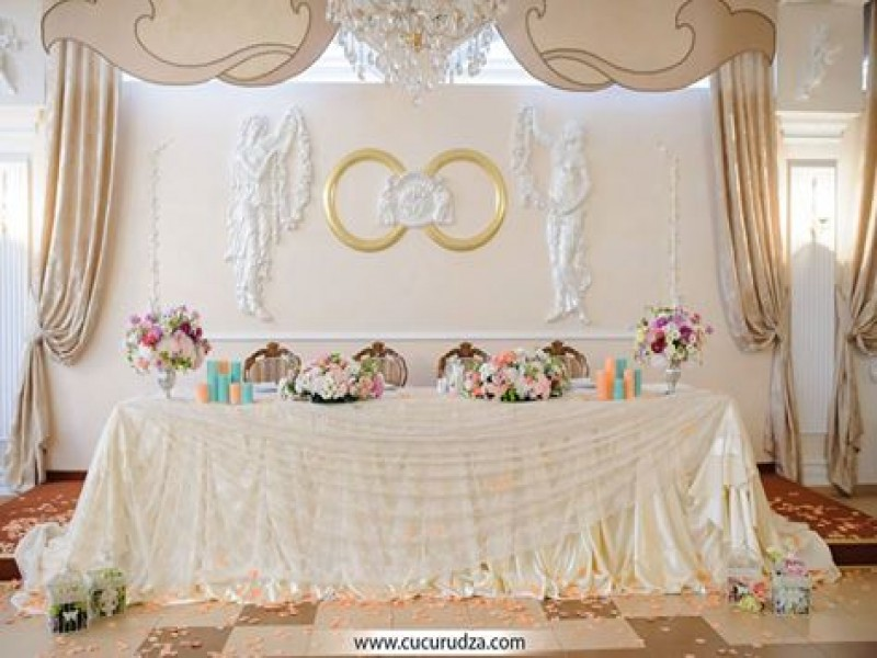 A luxurious and unforgettable celebration of wedding in Arus